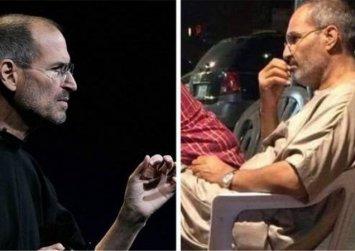 Η φωτό της απόλυτης θεωρίας συνωμοσίας: Ο Στιβ Τζομπς ζει και κρύβεται στην Αίγυπτο!