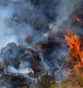 Πυρκαγιά στο δήμο Αγίου Βασιλείου: Αναζητείται ο ψήστης...εμπρηστής!