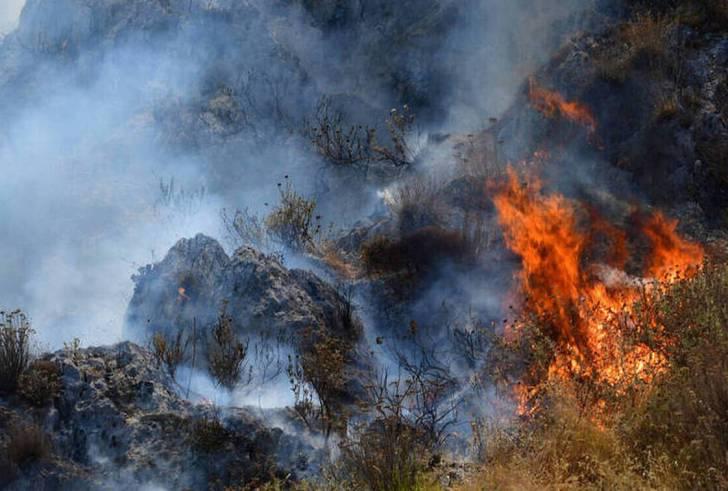Πυρκαγιά στο δήμο Αγίου Βασιλείου: Αναζητείται ο ψήστης…εμπρηστής!
