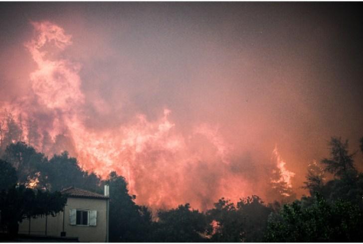 Σε κατάσταση έκτακτης ανάγκης η Κεντρική Εύβοια: Αίτημα για βοήθεια από την ΕΕ