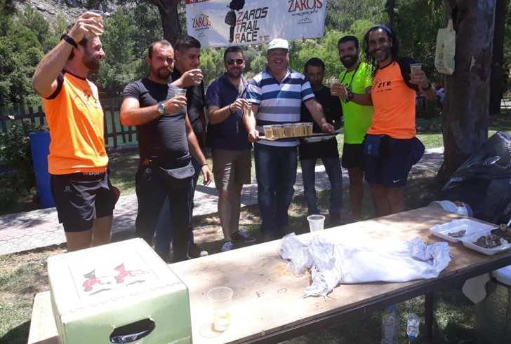 «ZAROS TRAIL RACE» με μεγάλη συμμετοχή (φώτο)