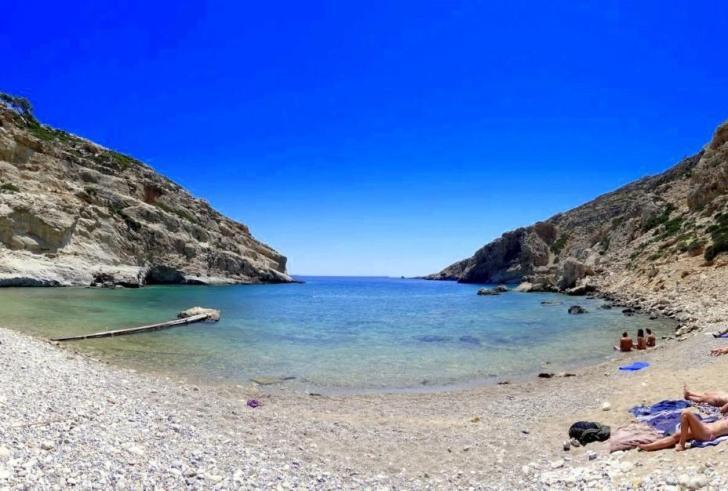 To Μαρτσαλιώτικο Φαράγγι και η εκπληκτική παραλία (φωτορεπορτάζ)