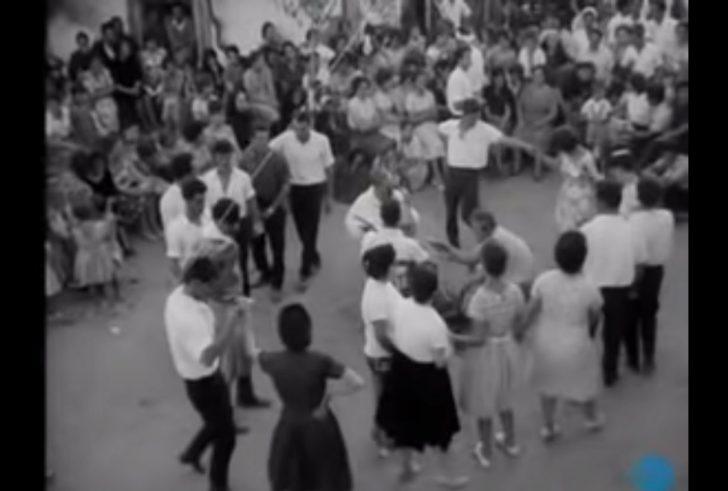 Σπάνιο ντοκουμέντο με Κρητικό παραδοσιακό γάμο το 1963 (βίντεο)