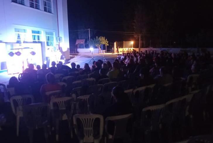 Οι Μεσσαρίτες στήριξαν τη φιλανθρωπική εκδήλωση στο Τυμπάκι