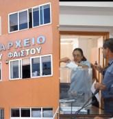 Ξαναστήνονται… κάλπες στο Δήμο Φαιστού για την εκ νέου εκλογή μελών σε δύο επιτροπές