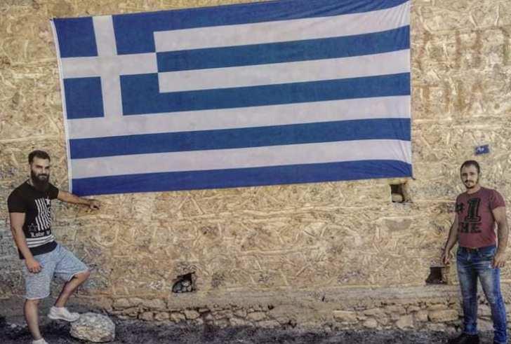Zαρός: Μια μεγάλη σημαία για την Ελλάδα!
