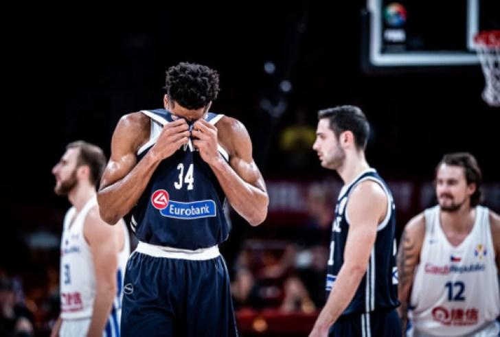 Μουντομπάσκετ: Η Εθνική νίκησε την Τσεχία αλλά δεν πήρε τη διαφορά και αποκλείστηκε