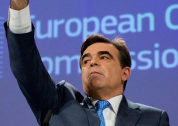 Αντιπρόεδρος της Κομισιόν ο Μαργαρίτης Σχοινάς!