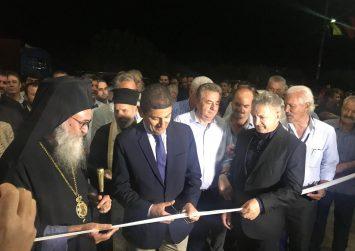 Με λαμπρότητα άνοιξε τις πύλες της η 17η Γεωργική Έκθεση Μεσαράς, στους Βώρους