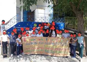 Το Δημοτικό Σχολείο Βοριζίων γιόρτασε την Ευρωπαϊκή Ημέρα Γλωσσών (φώτο)