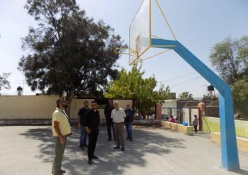 Γόρτυνα: Έλεγχοι και αυτοψίες στις εγκαταστάσεις & τους εξωτερικούς χώρους των σχολείων