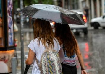 Δραματική αλλαγή του καιρού από σήμερα -48 ώρες με βροχή, καταιγίδες, χαλάζι