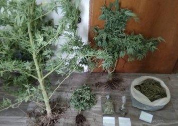 Δήμος Φαιστού: Συνελήφθη 49χρονος για όπλα και ναρκωτικά (φώτο)