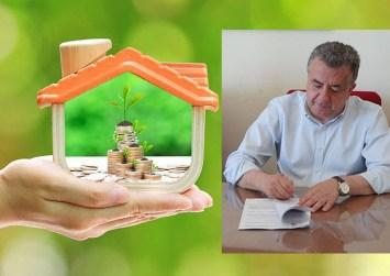 10 εκ. ευρώ δίνει η Περιφέρεια Κρήτης για το «Εξοικονομώ κατ' οίκον»