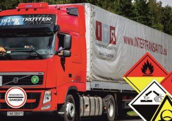 Κρήτη: Διενέργεια εξετάσεων για οχήματα μεταφοράς επικινδύνων εμπορευμάτων