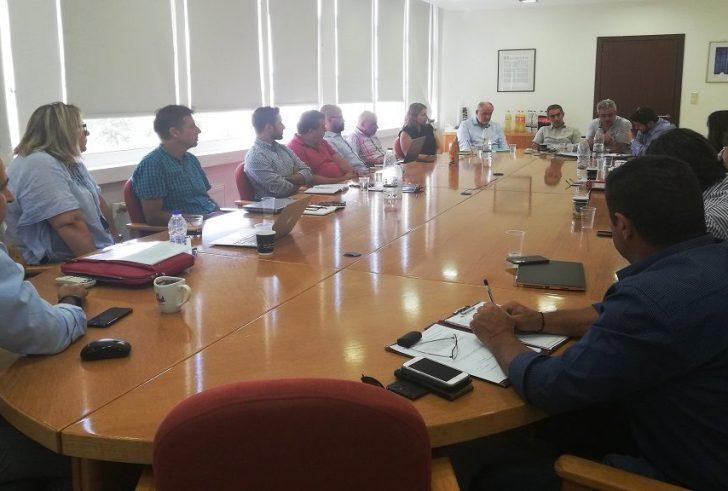 Συνάντηση για τον αγροδιατροφικό τομέα στην Κρήτη
