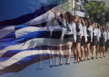 Ο κρητικός νότος γιορτάζει την Εθνική Επέτειο