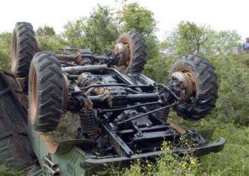 Άνω Μούλια: Τραγικός θάνατος αγρότη – Έπεσε σε γκρεμό με το τρακτέρ!