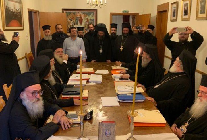Εκκλησία Κρήτης: Ο Πρόδρομος Ξενάκης εξελέγη βοηθός Επίσκοπος!