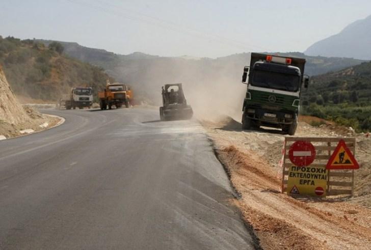 Επιπλέον 10.04 εκ. ευρώ στην Κρήτη μέσω των οδικών έργων που υλοποιεί ο Ο.Α.Κ. Α.Ε.