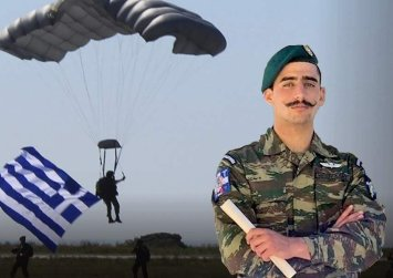 """Αθώος o Σφακιανός καταδρομέας που τραγούδησε το """"Μακεδονία ξακουστή"""""""