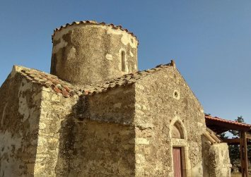 Ναός Παναγίας Γοργοεπήκοου στα Πηγαϊδάκια (φώτο)