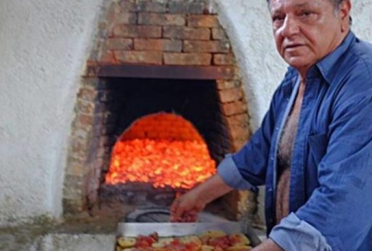 Παρτσαλάκης: «Το σπίτι μου στην Κρήτη είναι το καταφύγιό μου!»