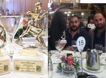 Tιμή στους κορυφαίους αθλητές ΑμεΑ – Τιμήθηκαν Στεφανουδάκης – Σκαντζάκης – Στυλιανακάκης