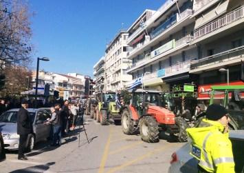 Κινητοποίηση αγροτών σήμερα Πέμπτη 5 Δεκεμβρίου στο Ηράκλειο