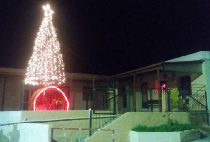 Φωταγώγηση του Χριστουγεννιάτικου Δέντρου στην Γαλιά – Γιορτή για μικρούς και μεγάλους!
