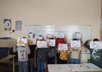 Βιωματικές δράσεις για την Παγκόσμια Ημέρα ΑμεΑ από το Δημοτικό Σχολείο Βοριζίων