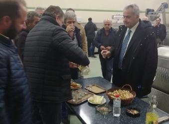 Λαϊκή Συσπείρωση Φαιστού: Οι αγρότες είναι σε απόγνωση και κάποιοι υπόδέχονται τον υπουργό μετά βαΐων και κλάδων!