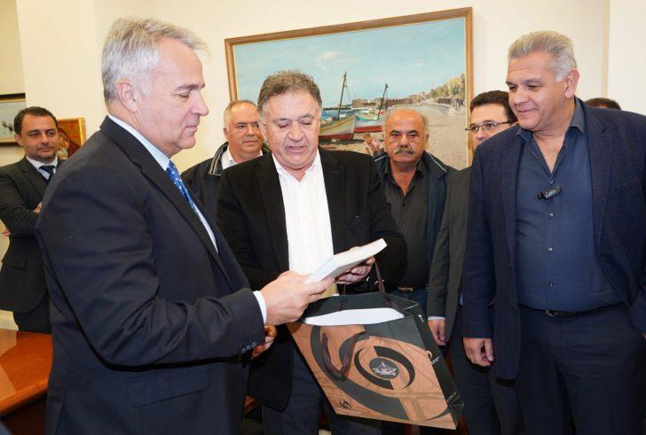 Προτάσειςτου Επιμελητήριου για τη στήριξη τουΚρητικού Ελαιόλαδου