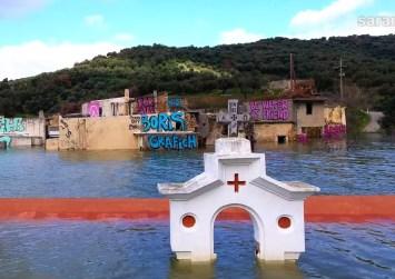 Πλημμύρησε από χρώματα και νερά το Σφενδυλι (βίντεο)