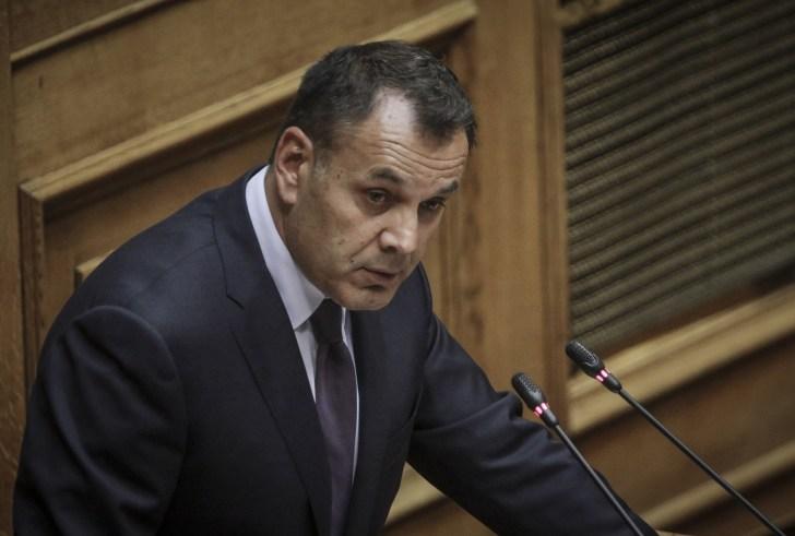 Παναγιωτόπουλος: Θα εξετάσουμε όλα τα σενάρια αν εμφανιστεί τουρκικό πλοίο νότια της Κρήτης