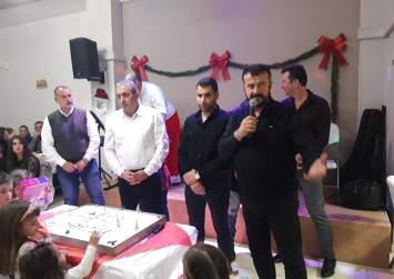 Έκοψε την πρωτοχρονιάτικη πίτα του ο Πολιτιστικός Σύλλογος Λαρανίου (φώτο)