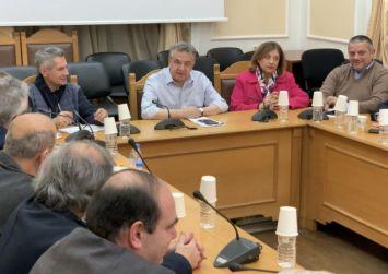Δέκα εγγειοβελτιωτικά έργα των ΤΟΕΒ της Κρήτης εντάχθηκαν στο ΠΕΠ Κρήτης