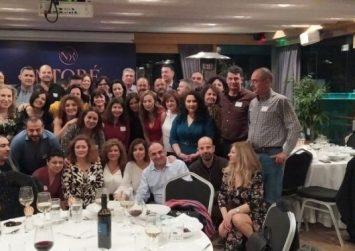 Λύκειο Αγίας Βαρβάρας: Μαθητές και καθηγητές συναντήθηκαν μετά από 30 χρόνια!