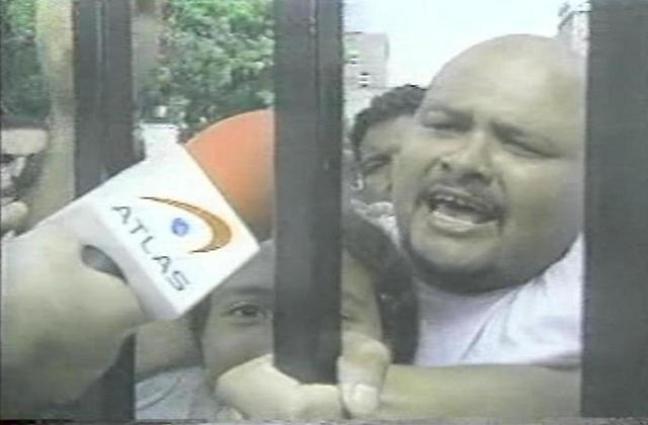 Francisco García: 13 de Abril de 2002