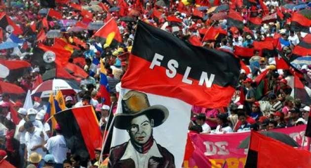 Nicaragüenses celebran el 33 aniversario del triunfo de la revolución Sandinista