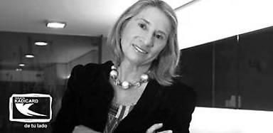 Graciela Adán, Coordinadora de de relaciones Institucionales del Instituto Nacional de Propiedad Industrial (INPI)