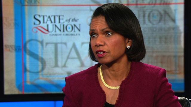 La ex Secretaria de Estado de EEUU, Condoleezza Rice