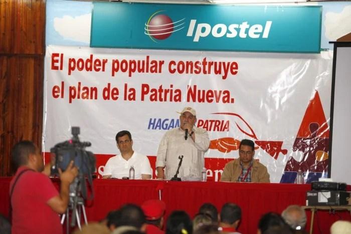 Ciudad del Debate se instaló en Ipostel