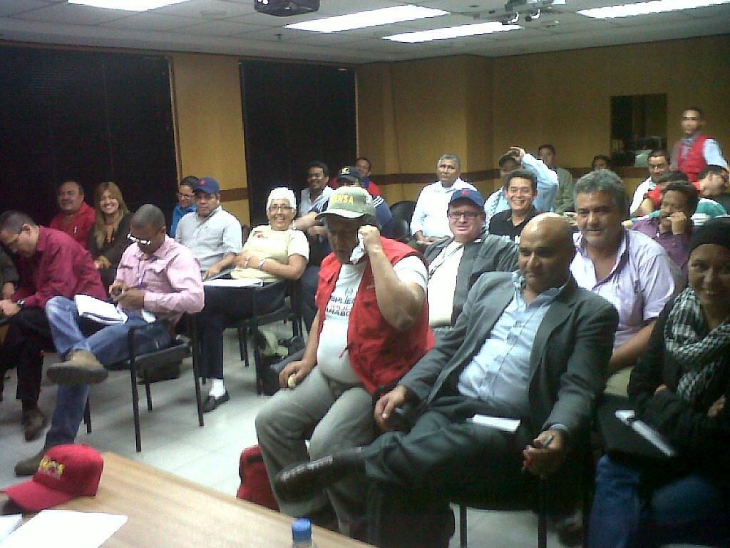 Vocerías de los Medios Comunitarios y Alternativos se reunieron en Conatel