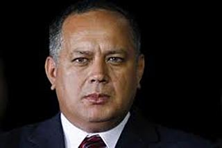 Diosdado Cabello presidente de la ASAMBLEA NACIONAL