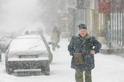 Las temperaturas bajas, por debajo de los 60 grados bajo cero, se han registrado en el extremo oriente de Rusia.