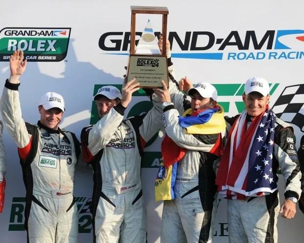 Nelson Canache ganó con diez vueltas de ventaja la edición 51 de las 24 horas de Daytona en la categoría GX.
