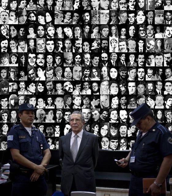 Justicia para las víctimas de José Efraín Ríos Montt.