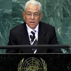El representante permanente de Venezuela ante la ONU, Jorge Valero,