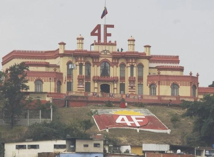 Cuartel de la Montaña, epicentro del 4 de febrero de 1992 y lugar donde reposa el comandante Chávez
